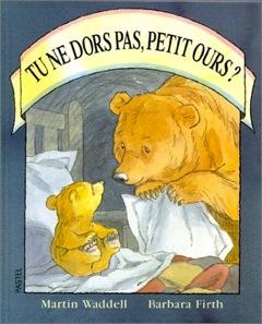 tu ne dors pas petit ours