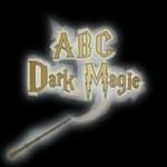 ABC Darkmagie: des lettres pour la porte de sa chambre