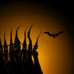La chasse aux bonbons anti-sorcières! Giveaway d'Halloween!