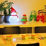Ma sweet table de Noël