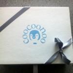 La coocoonoo box, ou le cadeau de naissance idéal!