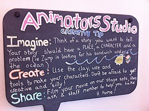 studio d'animation