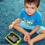 Evolutions de la tablette tactile leapPad à la leapPad 2