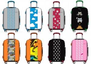 valise enfant calibag