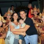 Un anniversaire au soleil! Ses 3 ans à Bali!