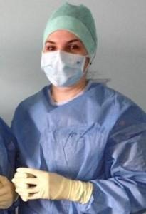 valérie infirmière pédiatrique