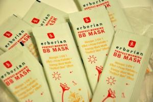 tuto masque anti fatigue