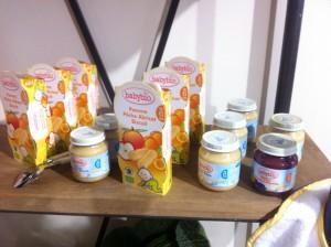 babybio produits