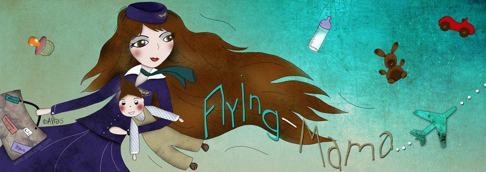 Flying mama