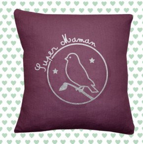 coussin griottes