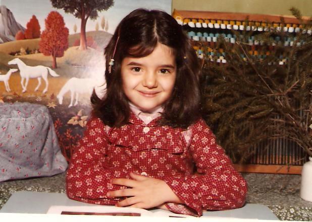 enfant années 80