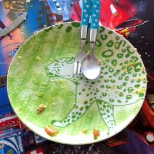 purée verte