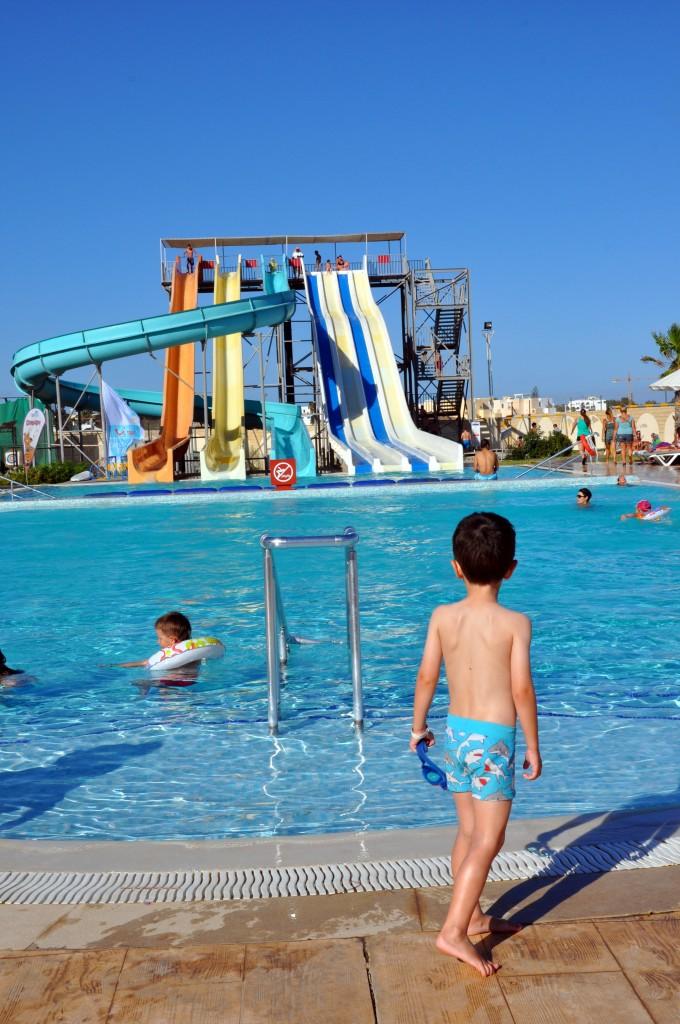 vacances en famille Tunisie