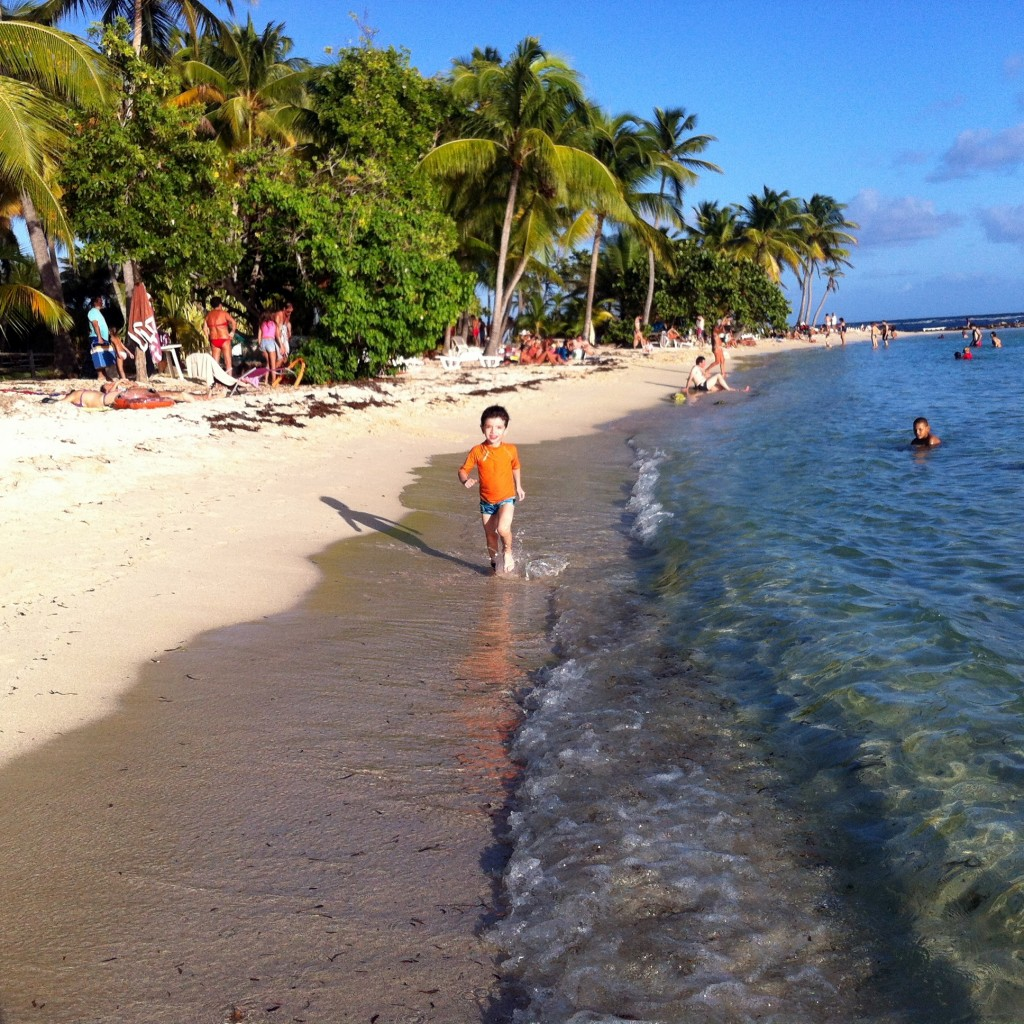 les plus belles plages de guadeloupe