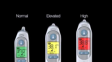thermomètre BRAUN