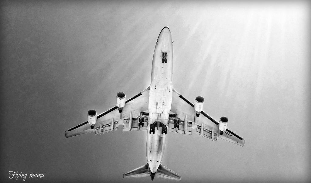 747 KLM