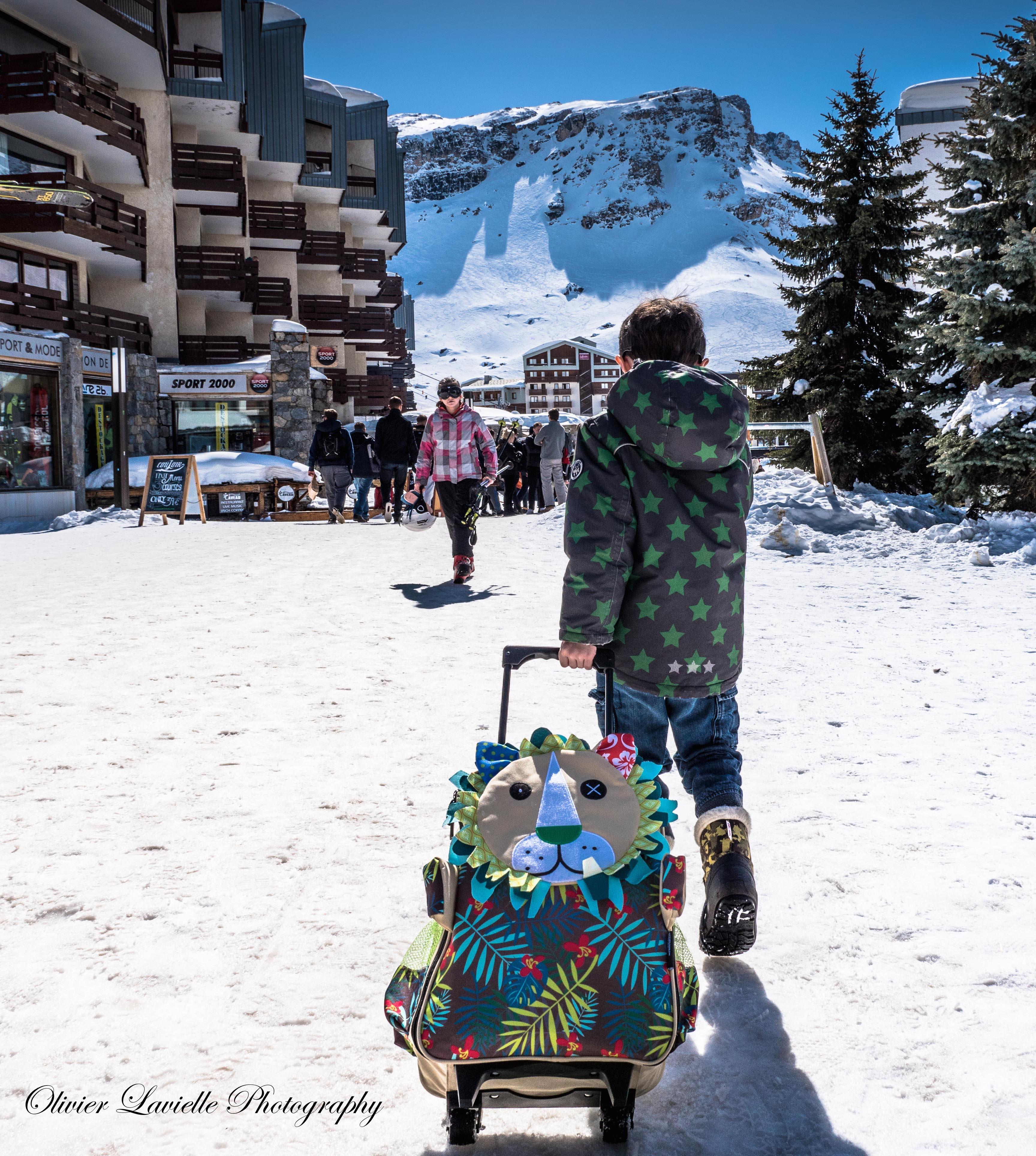 valise enfant déglingos