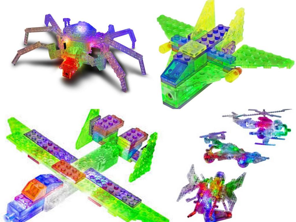 laser-pegs jouets garçon 6 ans