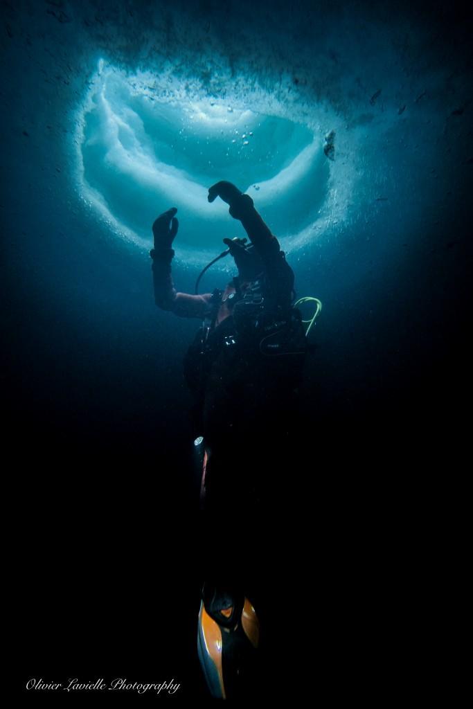 ice dive