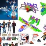 Des jouets volants pour Noël (top five des jouets garçons 6 ans)